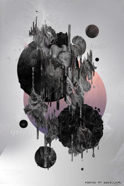Иллюстрации Роба Шилдса (17 работ)