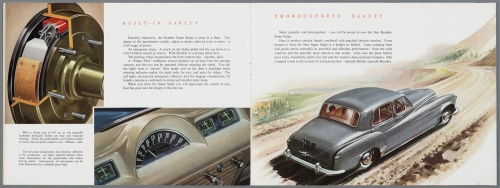 Dutch Automotive History (part 62) Humber (147 фото)