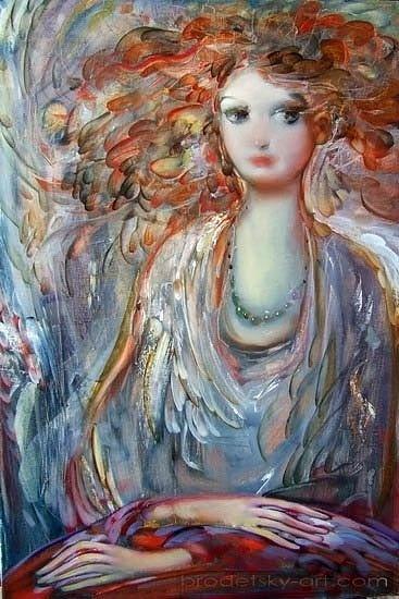 Artworks by Dmitry Brodetsky (137 работ)