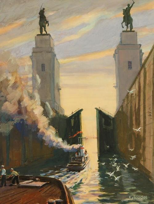 kolybanov - Дети в живописи (35 работ)