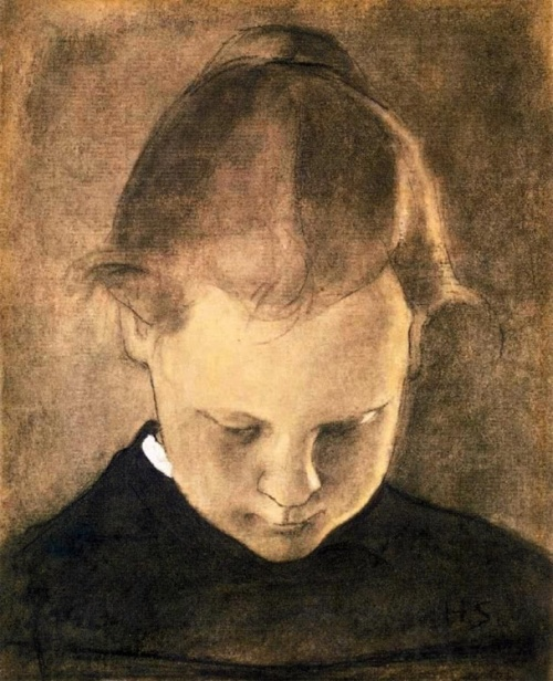 Helene Sofia Schjerfbeck (1862 – 1946) art picture (24 работ)