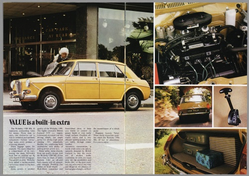Dutch Automotive History (part 63) Wolseley, Hupmobile, Hillman (160 фото)