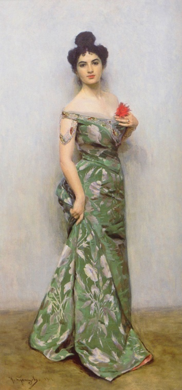 Платья Викторианской эпохи (20 работ)