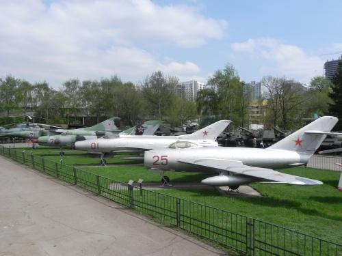 Фото экскурсия - Центральный музей вооруженных сил Москва (124 фото) (3 часть)