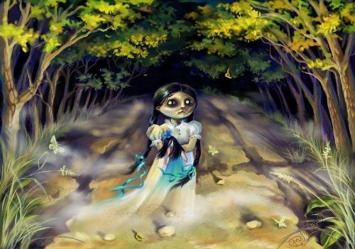 Иллюстрации от Мешковой Марины (52 работ)
