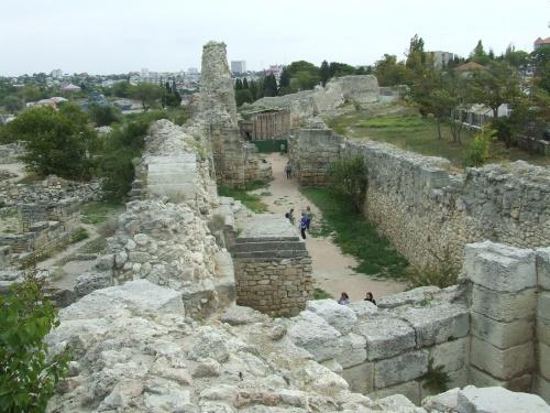 Фото экскурсия - Севастополь Музей Херсонес (83 фото) (2 часть)