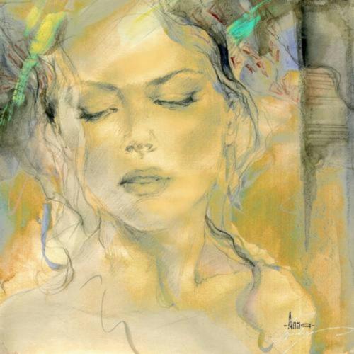 Anna Razumovskaya - Портретное (25 работ)