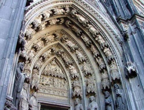 Готическое искусство | Gothic Art (1450 работ) (2 часть)
