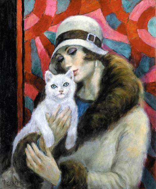 Художник Francois Batet (24 работ)