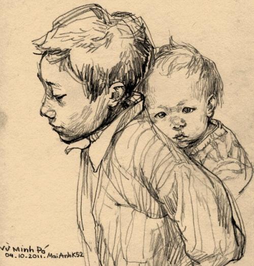Работы Tuyet Dinh Sinh Vat (Вьетнам) (130 работ)