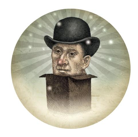 Художник из Боготы - Julian De Narvaez (130 работ)