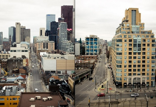 Головокружительные высотные съемки канадского фотографа Тома Рябойа (16 работ)