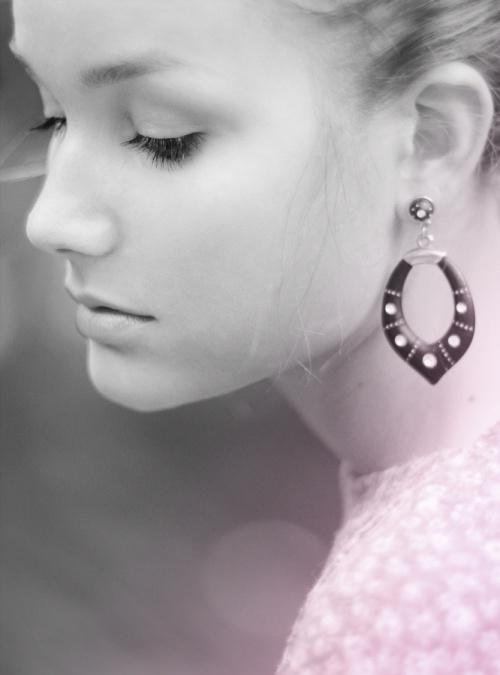Девушки. Фотограф Евгения Галан (40 фото)