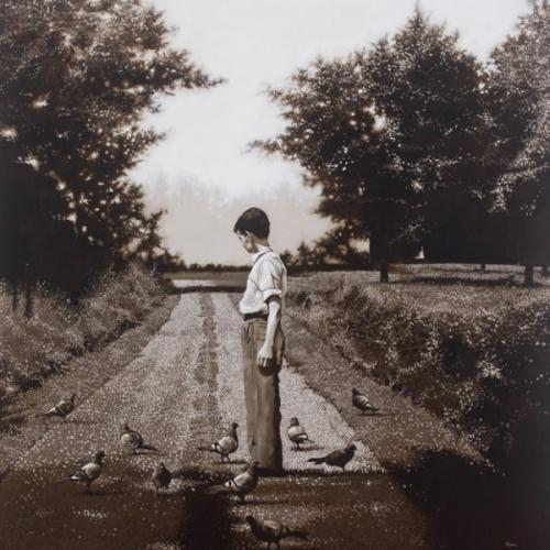 Потерянные картины Майкла Пека (Michael Peck) (41 работ)