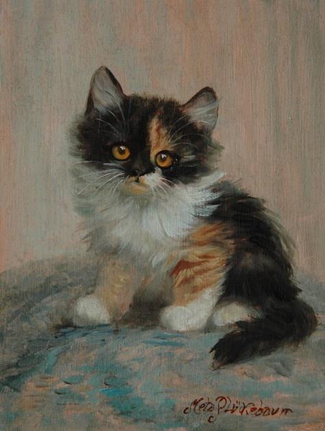 Немецкий художник Meta Pluckebaum (1876-1954) (15 работ)