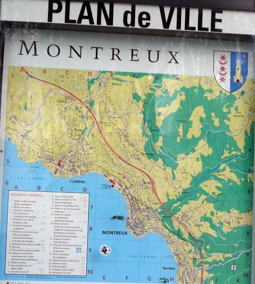 Фото экскурсия - Швейцария - Ривьера - Монтрё (100 фото)