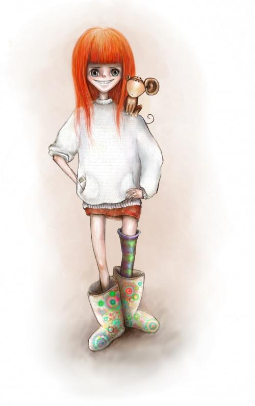 Иллюстратор Anuk (2011) (148 работ)