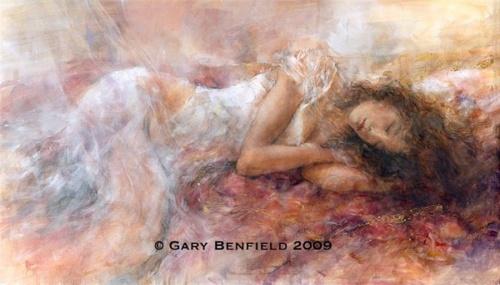 Прозрачная красота Гари Бенфилда (33 работ)