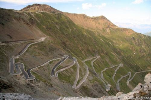 Красивые фотографии дорог со всего света (39 фото)