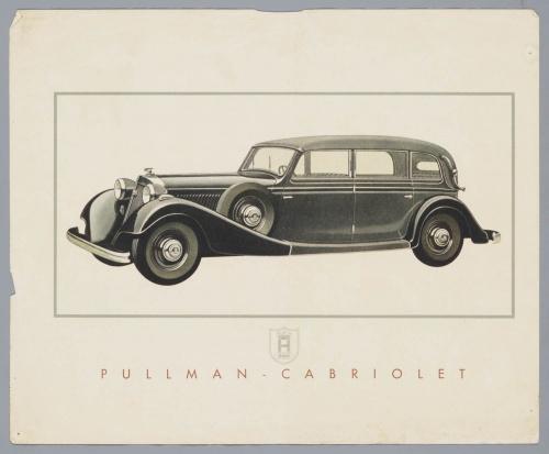 Dutch Automotive History (part 64) Honda, Horch (127 фото)