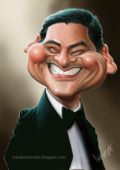 Позитивные карикатуры by Mahesh Nambiar (26 работ)