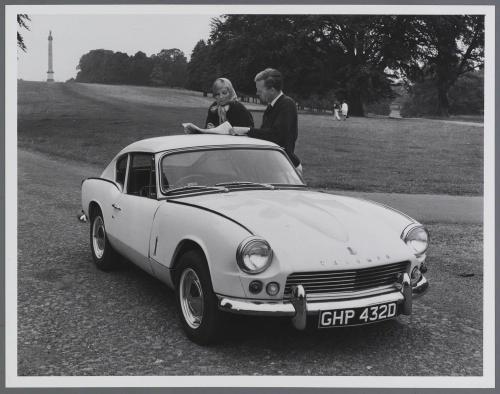 Dutch Automotive History (part 61) Triumph (106 фото)