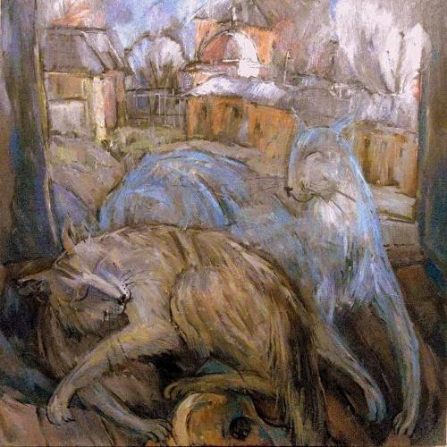 Художник Надежда Золина-Минкевич (39 работ)