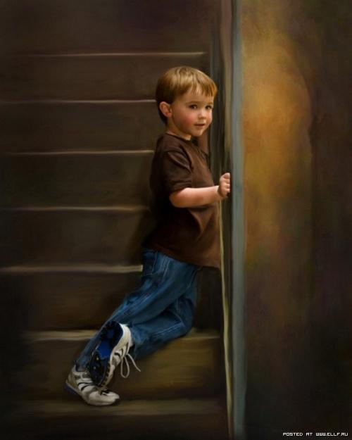 Красивые работы фотохудожника Ричарда Рэмси (87 работ)