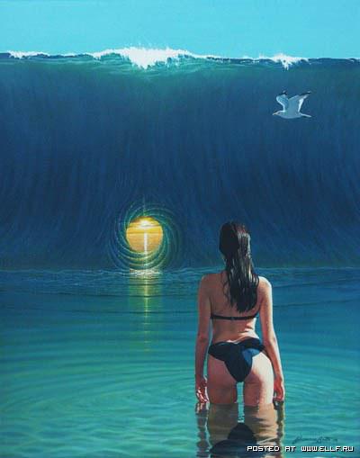 Искусство видеть невидимое (24 работ)