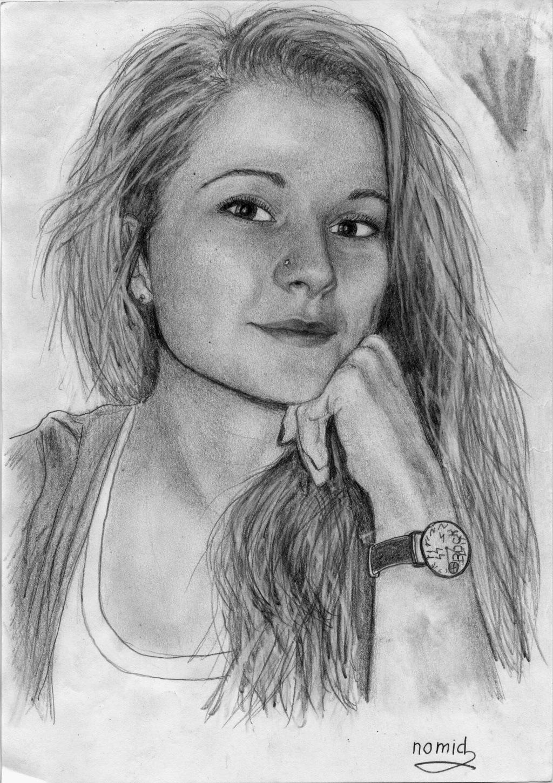 Рисунки карандашом от nomid 9 работ