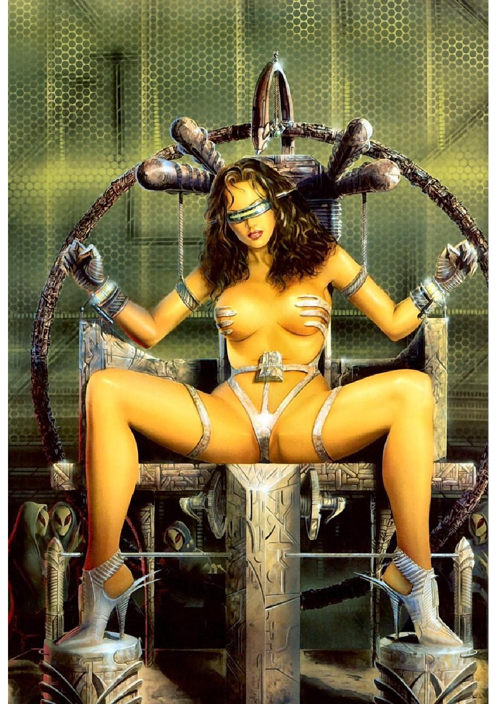 Amys fantasy erotic pic nsfw clip