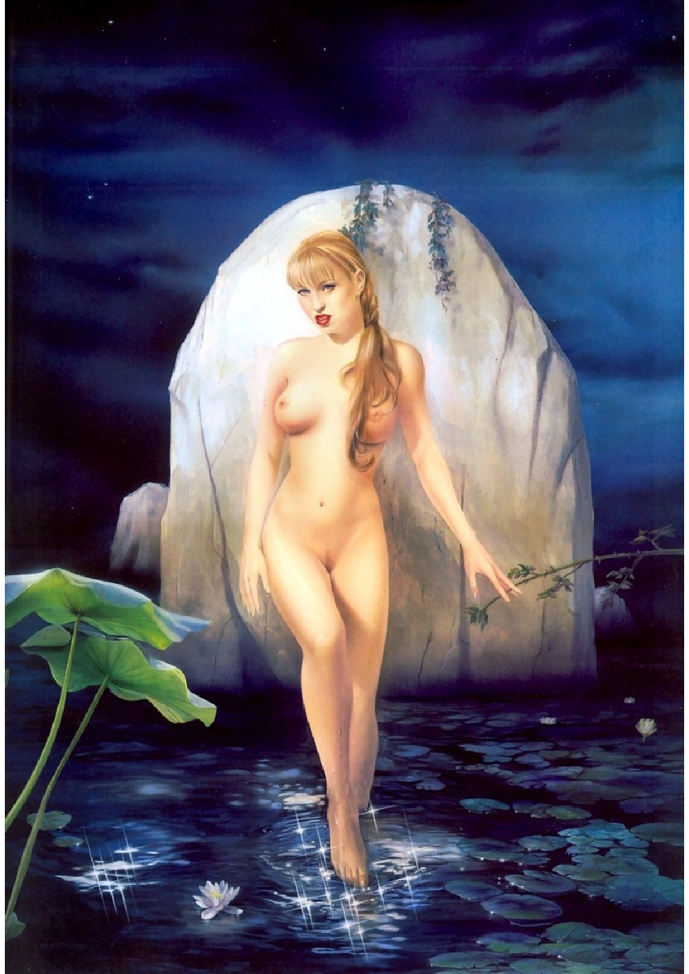 Фэнтези голые женщины 3 фотография