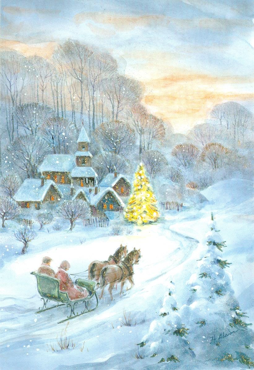 основу советские открытки с зимним пейзажем занимаются выращиванием этого