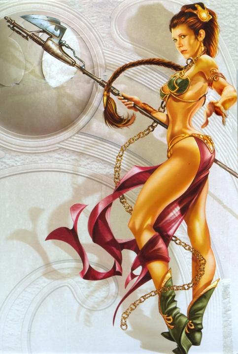 Принцесса лея эротика фото 519-465