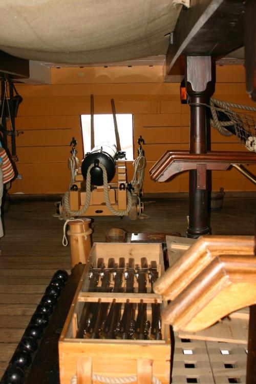 Фото экскурсия - Корабль-музей HMS Victory (316 фото)
