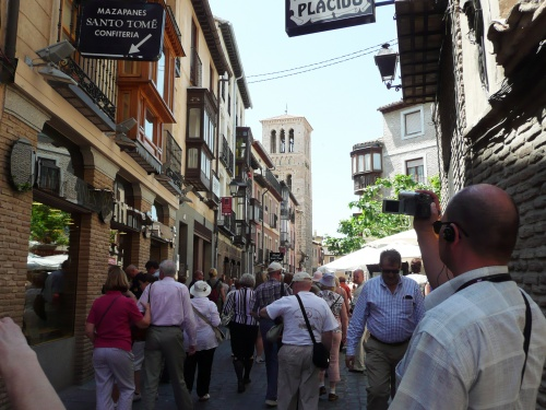 Фото экскурсия: Испания - Кастилия-Ла-манча - Толедо (88 фото) (1 часть)