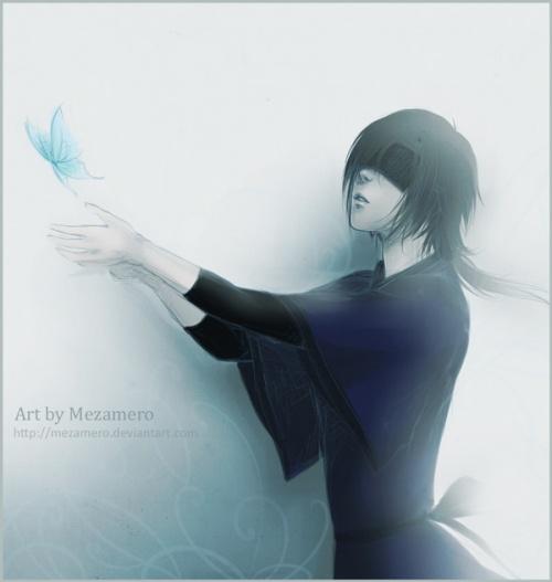 Графический художник Mezamero (2011) (270 работ)