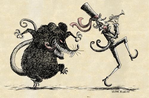 Иллюстратор Victor Rivas (104 работ)