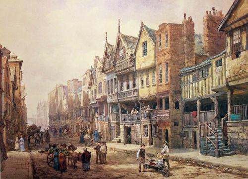 Художник Louise Rayner (1831-1924) (16 работ)