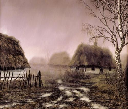 Польский художник Grzegorz Krol (40 работ)