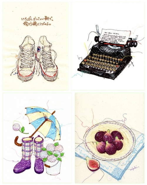 Художница Miyuki Sakai (19 работ)