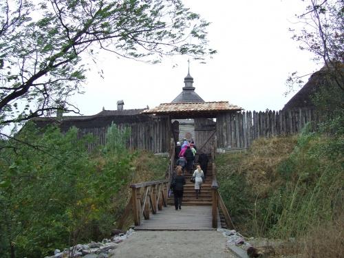 Фото экскурсия - Запорожье , остров Хортица , Запорожская Сечь (93 фото) (1 часть)