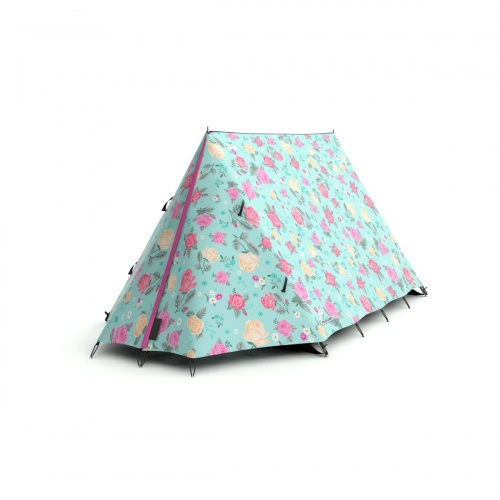 Дизайнерские палатки FieldCandy (109 фото)