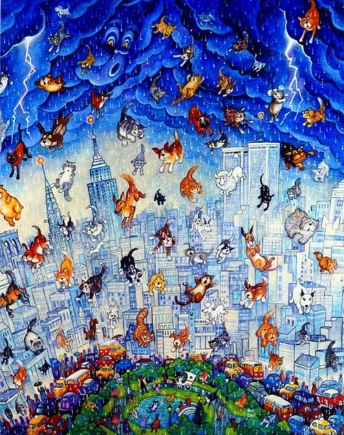 Сказочные иллюстрации / Bill Bell (55 работ)