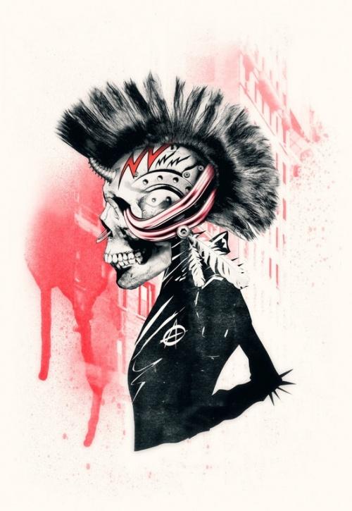 Иллюстратор Ali Gulec (18 работ)