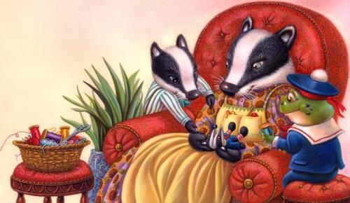 Яркие и красочные иллюстрации художницы Mary Jane Begin..  (44 работ)