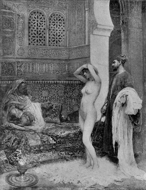 Итальянский художник Gustavo Simoni (1846-1926) (50 работ)