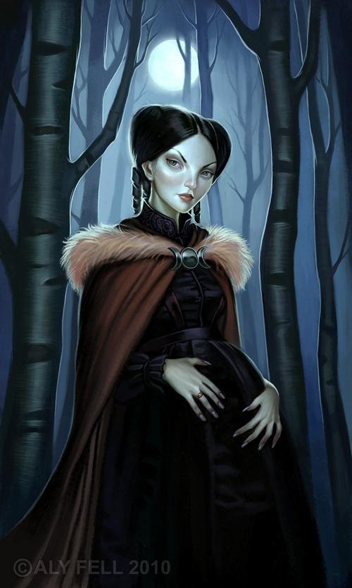 Art by Aly Fell (116 работ)