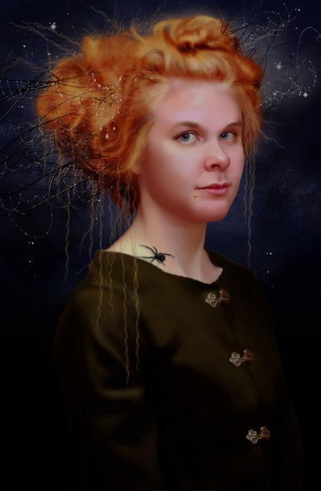 Компьютерная графика от Alice Newberry (40 работ)