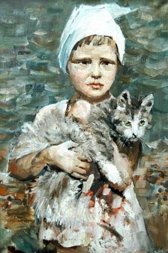 Художник Павел Еськов (150 работ)